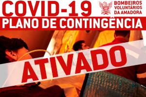 🦠COVID-19🦠 ☣️🚨PLANO DE CONTINGÊNCIA DOS BOMBEIROS DA AMADORA – REABERTURA  INSTALAÇÕES🚨☣️